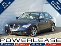 2005 05 BMW 5 SERIES 3.0 535D SE 4D AUTO 269 BHP DIESEL
