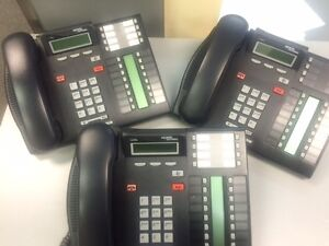 COMPLETE SMALL BUSINESS PHONE SYSTEM WITH BCM INCLUDED!!