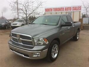 2010 DODGE RAM 1500 SLT - 4X4 - LOW KM - POWER OPTIONS - CLEAN