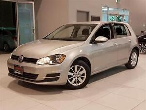 2016 Volkswagen Golf TRENDLINE-AUTO-CAMERA-HEATED SEATS-ONLY 52K