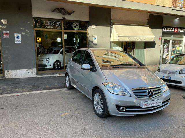 MERCEDES-BENZ A 150 BlueEFFICIENCY Special ECO Edition-Nuovissima