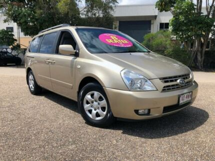 2007 Kia Grand Carnival VQ EX Gold 5 Speed Sports Automatic Wagon Woodridge Logan Area Preview