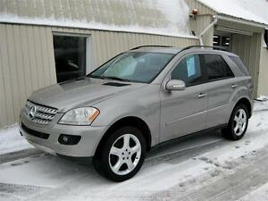 2006 Mercedes-Benz ML-500 80$/sem 0$ COMPTANT!!!