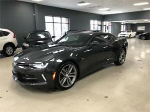 2016 Chevrolet Camaro RS PKG*SUNROOF*BACK-UP CAM*LIKE NEW*