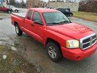 2005/Dodge Dakota EXT..Safety $4500+HST