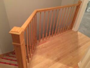 Rampes d'escalier à vendre