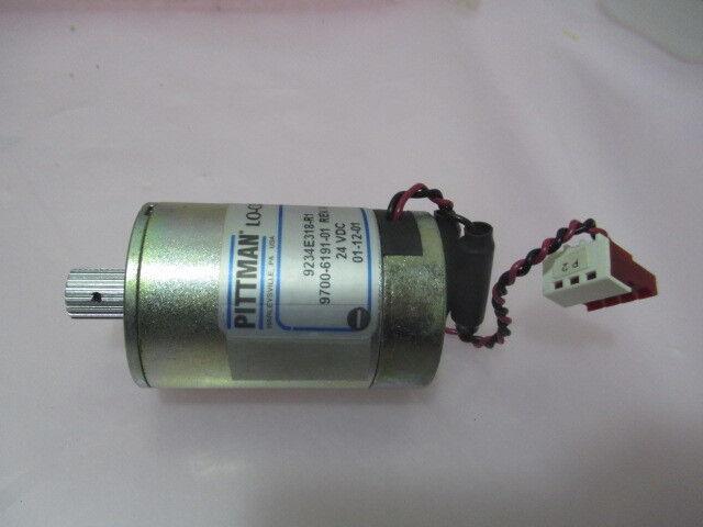 Pittman 9234E318-R2 Mini Motor, Asyst 9700-6191-01, 24 VDC, 423217