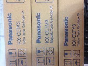 Panasonic KX-CL400 toners