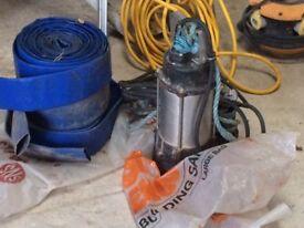 Submersible Water Pump 110V