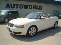 2006 Audi A4 CABRIOLET Convertible