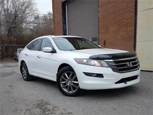 2010 Honda Accord Crosstour/4X4/GPS/CAMERA/DEMARREUR/CUIR/MAGS