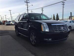 2010 Cadillac Escalade FULLYLOADED, LOW KM, MINT, LOCAL, BSM Edmonton Edmonton Area image 1