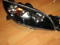 MAZDA3 PHARE LUMIÈRE HEADLIGHT HEADLAMP LIGHT LAMP Québec City Québec Preview