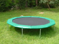 Trampoline 15' Olympic for sale