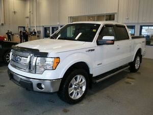 2011 Ford F-150 LARIAT 4X4 SUPERCREW