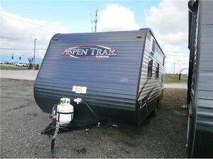 2016 DUTCHMEN ASPEN TRAIL 1700 BH! BUNKS, BED, 3200 LBS! $14995! London Ontario image 2