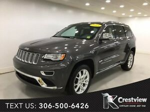 2015 Jeep Grand Cherokee Summit | Sunroof | Navigation