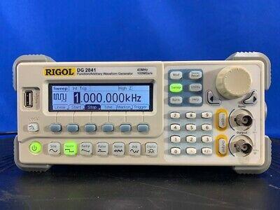 Rigol Dg2041 Arbitrary Waveform Generator
