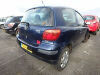 2005 TOYOTA YARIS 1.0 BREAKING FOR PARTS,THIS ADD IS ONLY FOR DRIVER SIDE FRONT DRIVE SHAFT