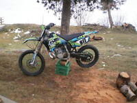 yz 250 up for sale come and get it