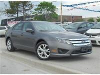 2012 Ford Fusion SE *Accident Free* FINANCING AVAILABLE! *1Owner