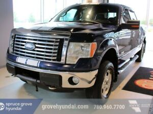 2011 Ford F-150 XLT: SUPERCREW, ECO BOOST, 4X4, AUTOMATIC