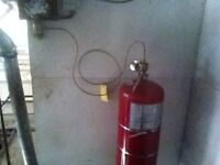 Fire suppression system for sale
