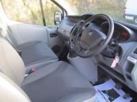 Vauxhall Vivaro 2900 LWB 2.0Cdti 115PS Combi 2.9T Euro 5 DIESEL MANUAL (2014)