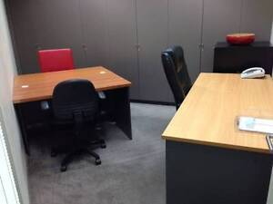 Prime opportunity for a furnished, private office in Southbank Southbank Melbourne City Preview