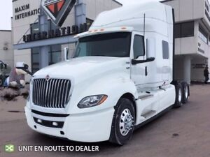 2019 International LT625 6X4, New Sleeper Tractor
