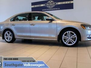 2015 Volkswagen Passat CERTIFIED PRE-OWNED | HIGHLINE | LEATHER