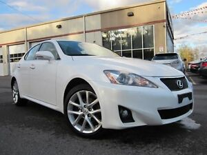 2011 Lexus IS 250 *** PAY ONLY $98.99 WEEKLY OAC ***