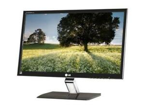 "Ultrassharp and Elegant design : LG Flatron E2260 22"" -"