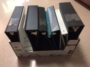 Box of Binders