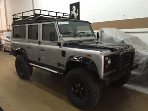 2000 LAND ROVER DEFENDER 110 TD5 TURBO DIESEL