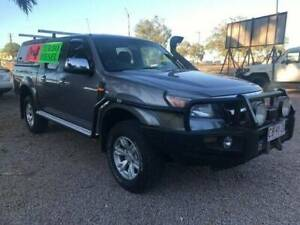 2011 Ford Ranger PK XLT Crew Cab Silver 5 Speed Holtze Litchfield Area Preview
