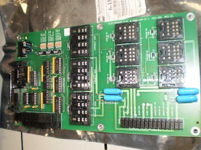 Speedline Electrovert 6-1860-122-01-1 Board