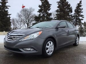 2011 Hyundai  Sonata, GLS-PKG, AUTO, LOADED, ROOF, 90KM