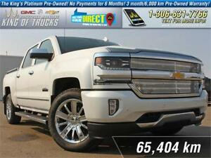 2016 Chevrolet Silverado 1500 High Country 6.2L | PST Paid