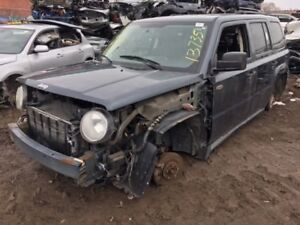 2008 Jeep Patriot just in for parts at Pic N Save!