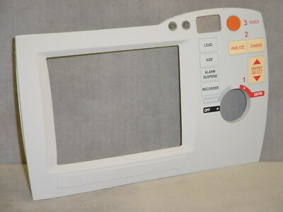 Zoll Aed R-series Front Panel Assembly Overmold - New Service Part