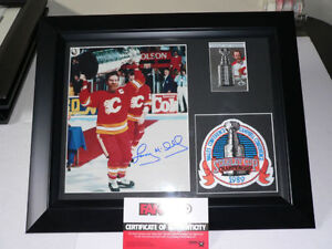***SIGNED NHL  ITEMS FOR SALE