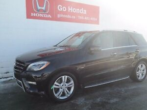 2012 Mercedes-Benz M-Class ML350, AWD, LEATHER, SUNROOF