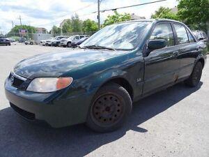 * 2002 Mazda Protege LX Sedan *