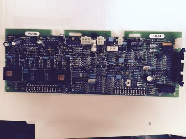 MILLER POWER MFG PRINTED CIRCUIT BOARD 206129