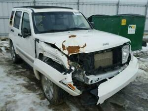 2010 Jeep Liberty Salvage
