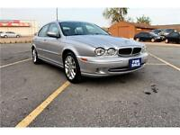 2002 Jaguar X-TYPE---Certified---E-Tested---2 Year W