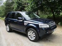 2012 61 LAND ROVER FREELANDER 2.2 SD4 HSE 5D AUTO 190 BHP DIESEL