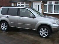 FOR SALE NISSAN X TRAIL 2.2 AVENTURA DCI