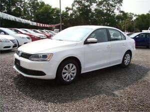 2014 Volkswagen Jetta Sedan Trendline+ Manual Transmission